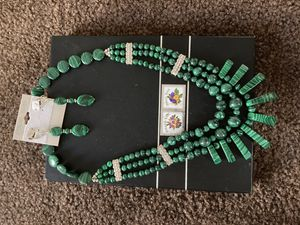 Very Nice quality Necklace for prom dresses etc. for Sale in San Diego, CA