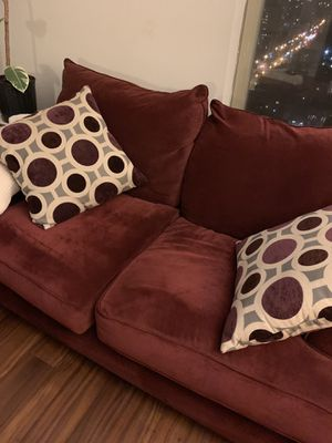 Living Room full furniture set with sleeper couch for Sale in Chicago, IL