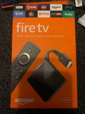 Amazon fire tv for Sale in Oakland, CA