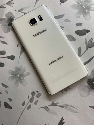 Samsung Galaxy Note 5 - 32 GB - Factory Unlocked - Excellent Condition for Sale in Revere, MA