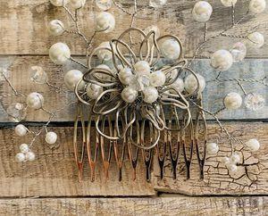 Bridal Hair Piece/ Comb for Sale in Vista, CA