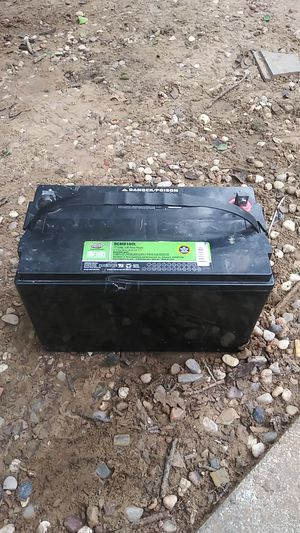 Interstate Battery model dcmo 100l for Sale in Fort Worth, TX