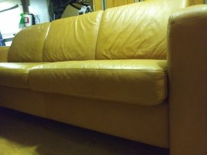 Leather Couch for Sale in Phoenix, AZ