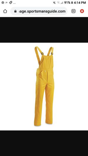 Coveralls protective work clothes 2 size in medium /large for Sale in Norwalk, CA