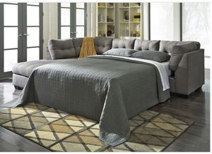 Left Arm Maier sleeper Sectional for Sale in Greensboro, NC