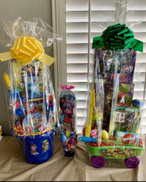 Easter baskets for Sale in Ontario, CA
