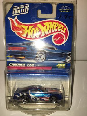 1998 Hot Wheels Camaro Z28 for Sale for sale  Brooklyn, NY
