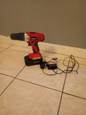 Battery operated drill for Sale in Oak Forest, IL