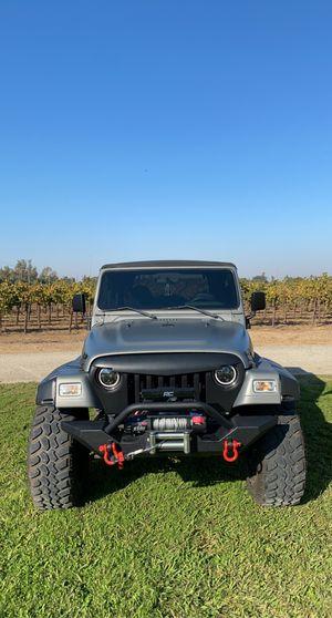 2002 Jeep Wrangler TJ Sport X for Sale in Galt, CA