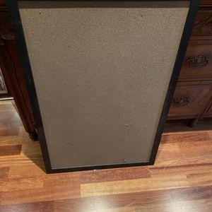 Wall Mount Bulletin Board for Sale in Seattle, WA