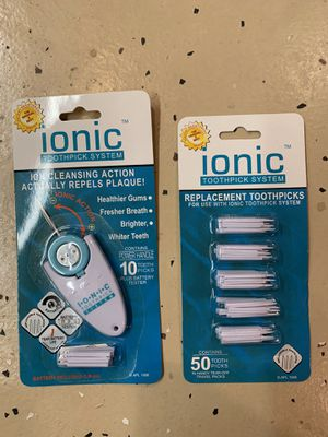 Ionic Toothpick System for Sale in Quincy, IL