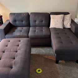 Grey Sectional for Sale in Coronado,  CA