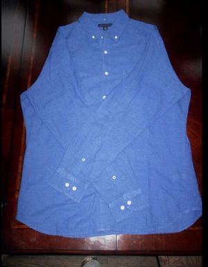 Blue Banana Republic dress shirt for Sale in Chicago, IL