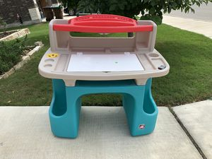 Kids art desk for Sale in San Antonio, TX