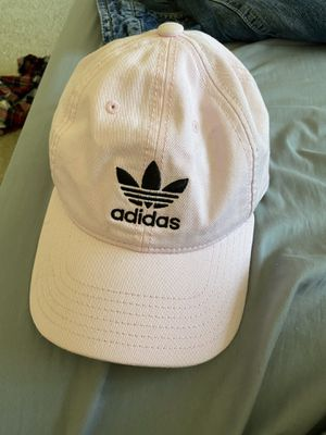 Pink adidas hat for Sale in Cypress, CA