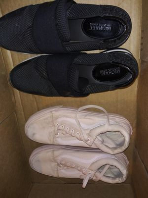 Vans pink & MK shoes for Sale in Dallas, TX