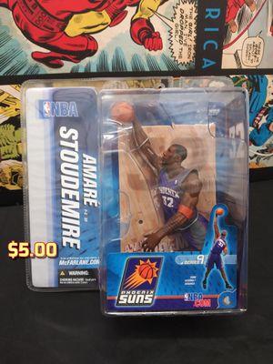 NBA McFarlane Toys Amare Stoudemire Series 9 Figure Phoenix Suns #32 for Sale in Oakland, CA