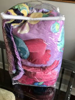 Trolls Reversible Twin Comforter for Sale in Glen Ellyn,  IL