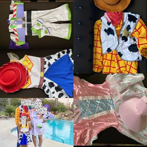 Halloween costumes Toy Story Family bundle for Sale in Fresno, CA