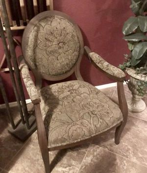 2 Beautiful Arm Chairs *Solid Wood* for Sale in Young, AZ