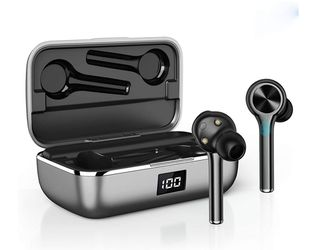 Wireless Earbuds, Upgrated Bluetooth Headphones, Touch Control in-Ear Earphones, TWS Wireless Earphones IPX6 Waterproof, Noise Cancelling Stereo Built for Sale in Los Angeles, CA