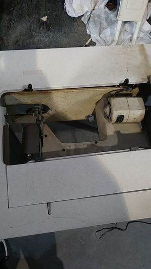 Built-in sewing machine table for Sale in Norfolk, VA