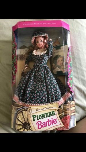 New pioneer barbie for Sale in Sacramento, CA