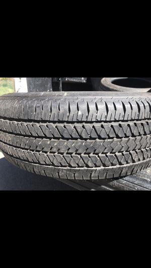2 Bridgestone tires for Sale in Herndon, VA
