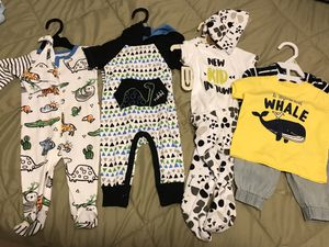 New 3 Month baby clothes for Sale in Woodinville, WA