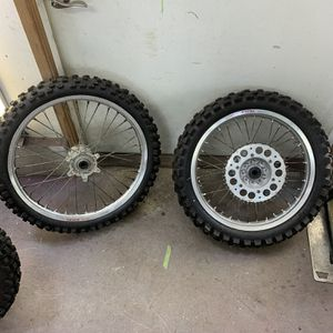 Yz250 Stock Wheels for Sale in Milwaukie, OR