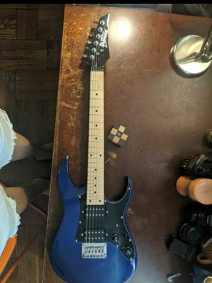 Gio Ibanez mikro electric guitar for Sale in New York, NY