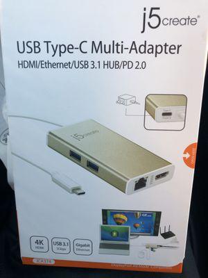USB Type C Multi Adapter for Sale in Reston, VA