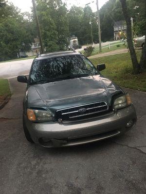 2001 Subaru outback wagon for Sale in Lawrenceville, GA