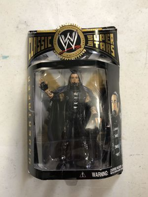 WWE Classic Superstars Undertaker Series 3 for Sale in St. Louis, MO