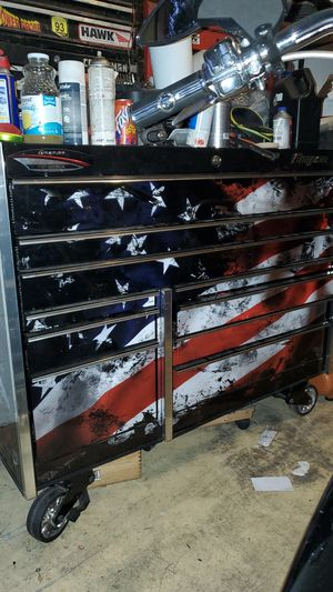 Snap on tool box for Sale in Tampa, FL