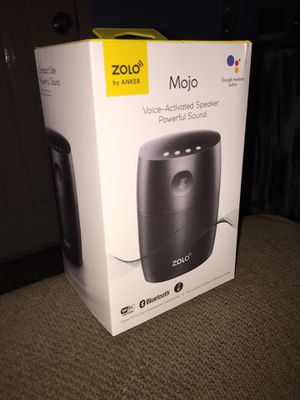 Zolo Mojo Speaker for Sale in San Angelo, TX