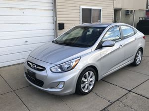 2015 Hyundai Accent GLS 60,000 miles automatic brand new tires clean title for Sale in Royal Oak, MI