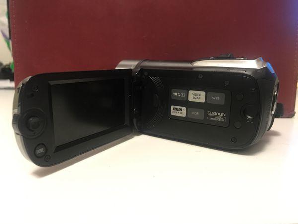 HD Camcorder Canon Vixia HF R10