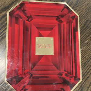 Michael Kors sexy ruby perfume set for Sale in Rochester, NY