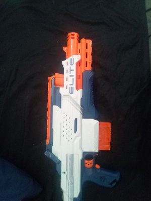 Elite Nerf gun with video action camera for Sale in Kearns, UT