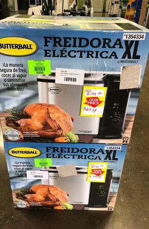 Butterball Electric Fryer 6U5T for Sale in Fort Worth, TX