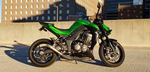 2016 Kawasaki z1000 ABS for Sale in Miami, FL