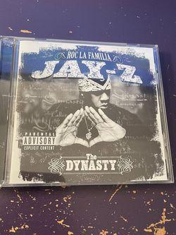 """Jay-Z """"The Dynasty"""" CD for Sale in Fresno,  CA"""