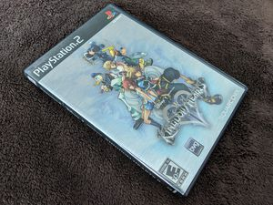 PS2 PlayStation 2 Kingdom Hearts 2 for Sale in Austin, TX