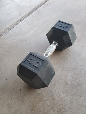 40lb single weight for Sale in Chandler, AZ