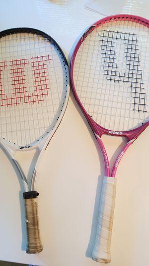 Tennis rackets for Sale in Kirkland, WA