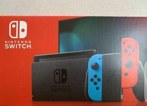 Nitendo switch vol2 for Sale in Atlasburg, PA