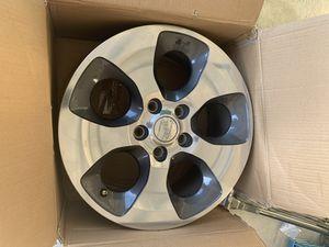 "Jeep Wrangler Sahara 18"" wheels. (5) for Sale in Clodine, TX"
