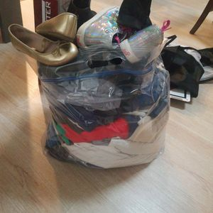 Free Boys 10/12 Girls 8 And 10/12 Clothes. for Sale in Houston, TX
