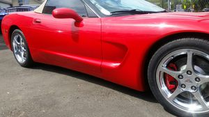 1999 Red Corvette Convertible for Sale in Portland, OR